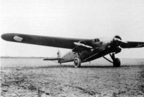 Military version of the F.IX, build in Thechoslowakia as Avia F.39