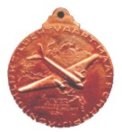 Amulet celebrating the victory of the Uiver